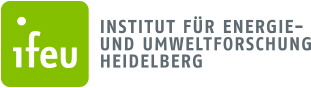 Logo ifeu – Institut für Energie- und Umweltforschung Heidelberg GmbH