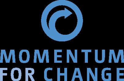 Logo MOMENTUM FOR CHANGE